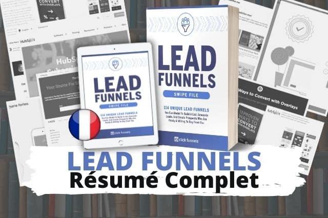 Lead Funnels Russell Brunson Résumé