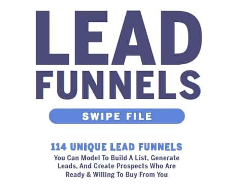 Lead Funnels resume 114 swipe file 1 2