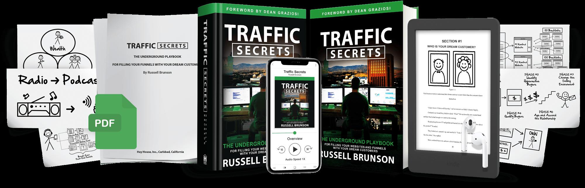 Traffic Secrets de Russell Brunson Résumé Complet