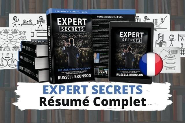 expert secrets en français russell brunson resume complet