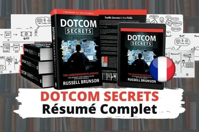 dotcom secrets en français russell brunson