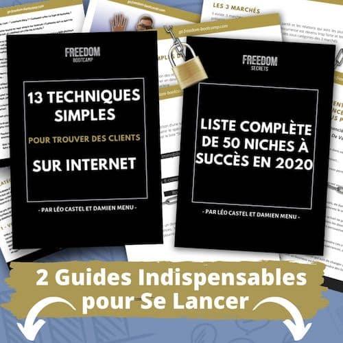 2 Guides Indispensables pour Se Lancer