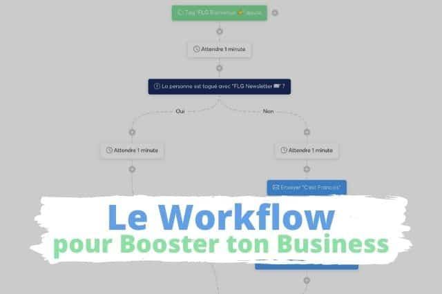 Le Workflow de Systeme.io : Quelle importance pour ton business en ligne ?